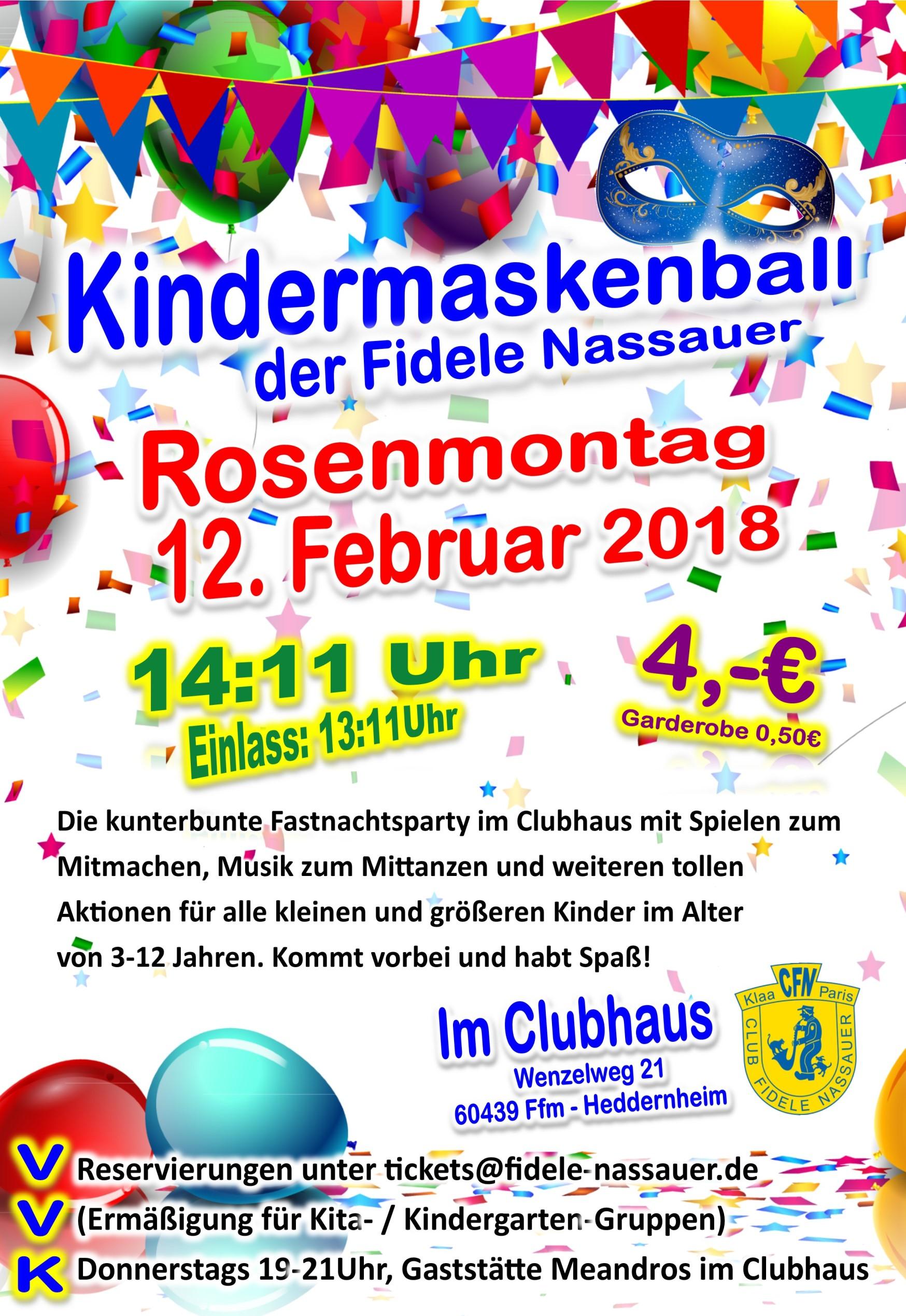 Kindermaskenball18